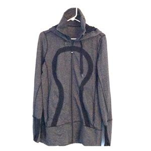 Lululemon Houndstooth Jacket